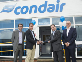 Condair - the new name for JS Humidifiers
