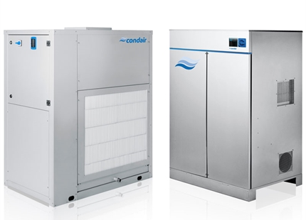 New dehumidifier range from Condair
